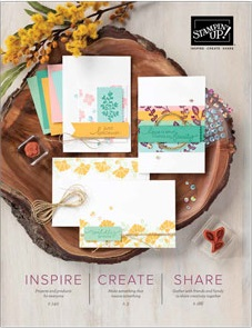 Stampin' Up! 2020 Annual Catalogue